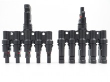 MC4-5T 5块并联连接器 50A 1000V